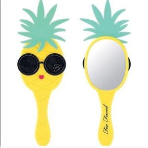 Vacation vibes TOO FACED Pineapple 🍍 mirror